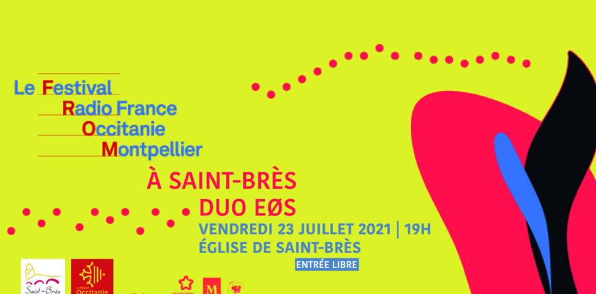 Concert Radio France : Duo EØS